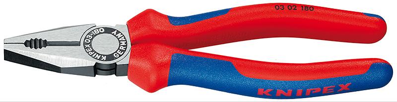 KNIPEX Kombinované kleště 180 mm