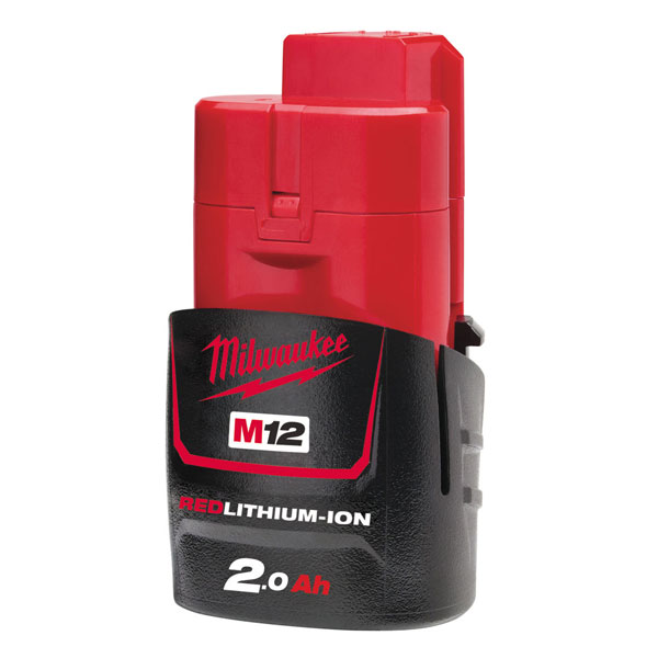 Milwaukee Akumulátor 2,0Ah M12 B2 pro ACO103